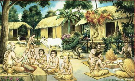 ancient india vedic system of education In ancient india, vedic system of education was widely prevalent under the vedic system of education, education was imparted through monasteries under the supervision of a guru.